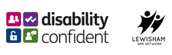 disability confident Lewisham